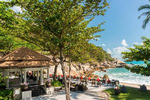 Beachrestaurant Sands - Banyan Tree Samui - Thailand