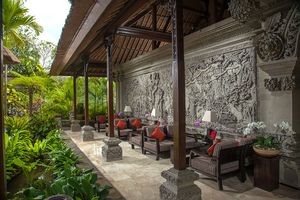 Lounge - The Royal Pita Maha - Bali - Ubud