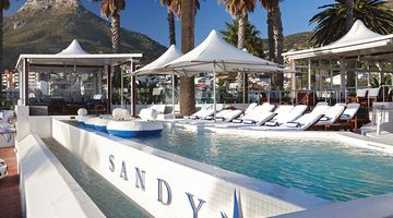 Sandy B Private Beach Club - Bay Hotel - Kapstadt - Südafrika