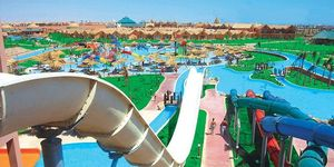 Das Jungle Aqua Park Resort in Ägypten