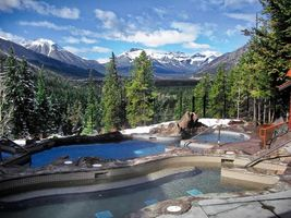 Hidden Ridge Resort - Kanada - Banff - Poolanlage