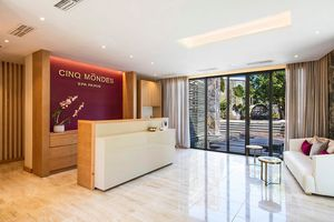 Cinq Mondes Spa - Long Beach - Belle Mare - Mauritius