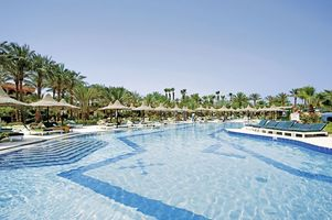 Poolanlage im Giftun Azur Beach Resort - Aegypten