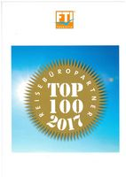 FTI Top 100 Reisebüropartner