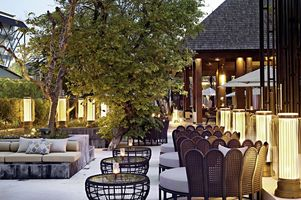 Restaurant im The Anvaya Beach Resorts Bali