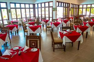 Restaurant im Flamingo by PrideInn Beach Resort & Spa - Kenia