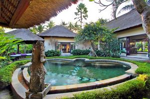 Royal Pool Villa - Furama Villas & Spa - Ubud - Bali