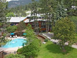 Hotelanlage - Fairmont Hot Springs Resort - Kanada