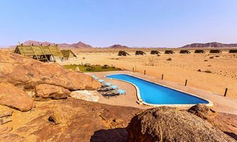 Desert Quiver Camp Namib Naukluft Nationalpark - Swimmingpool