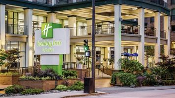 Eingang - Holiday Inn Hotel & Suites Vancouver Downtown - Kanada