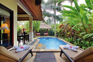 One Bedroom Deluxe Pool Villa - Furama Villas & Spa - Ubud - Bali