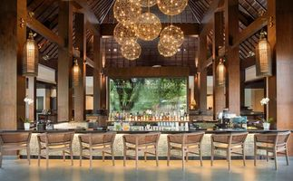 Bar im The Anvaya Beach Resorts Bali