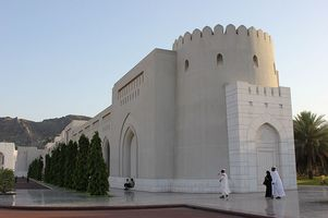 Nationalmuseum des Oman - Muscat