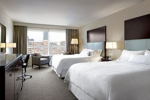 Zimmer im Le Westin Montreal