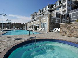 Whirlpool - JW Marriott The Rosseau Muskoka Resort & Spa - Kanada