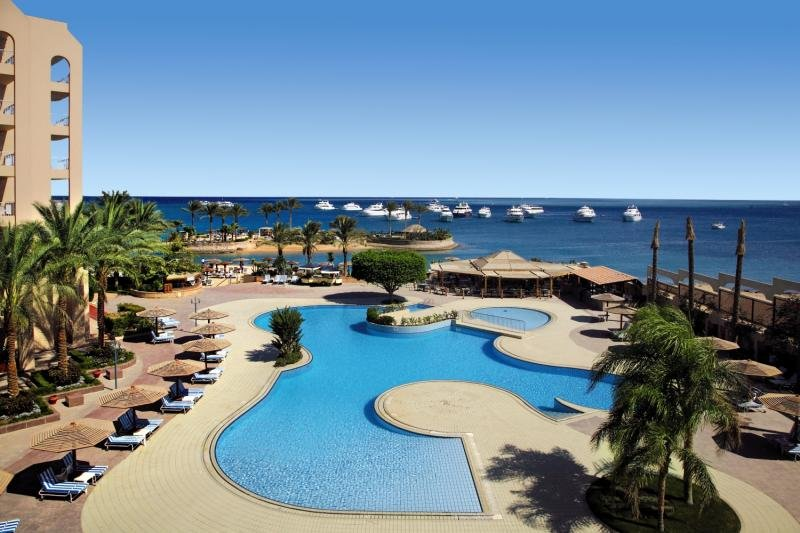 Marriott Beach Hurghada - Swimmingpool