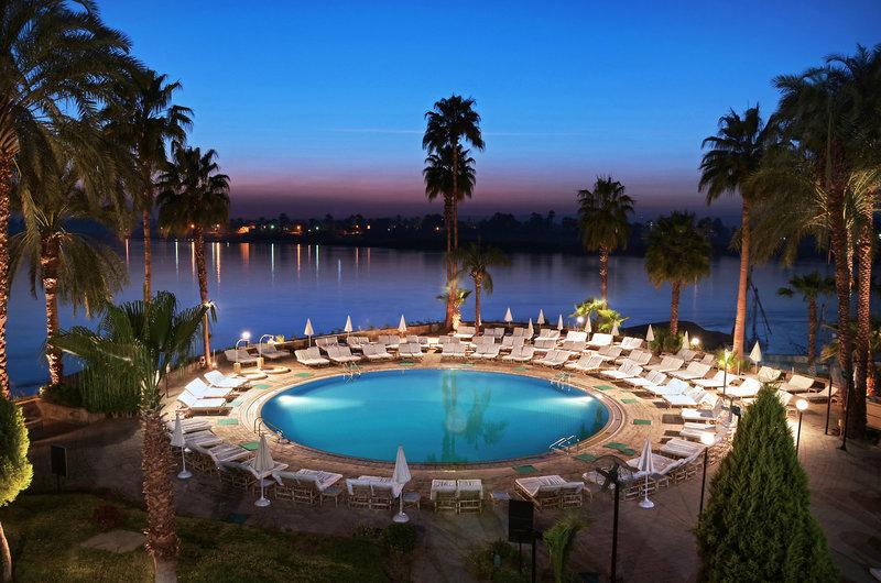Achti Resort Luxor - Pool