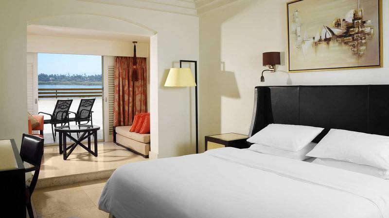 Achti Resort Luxor - Zimmer
