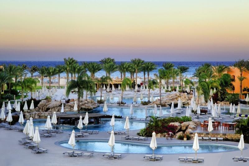 Stella di Mare Beach Resort Makadi Bay - Poolanlage