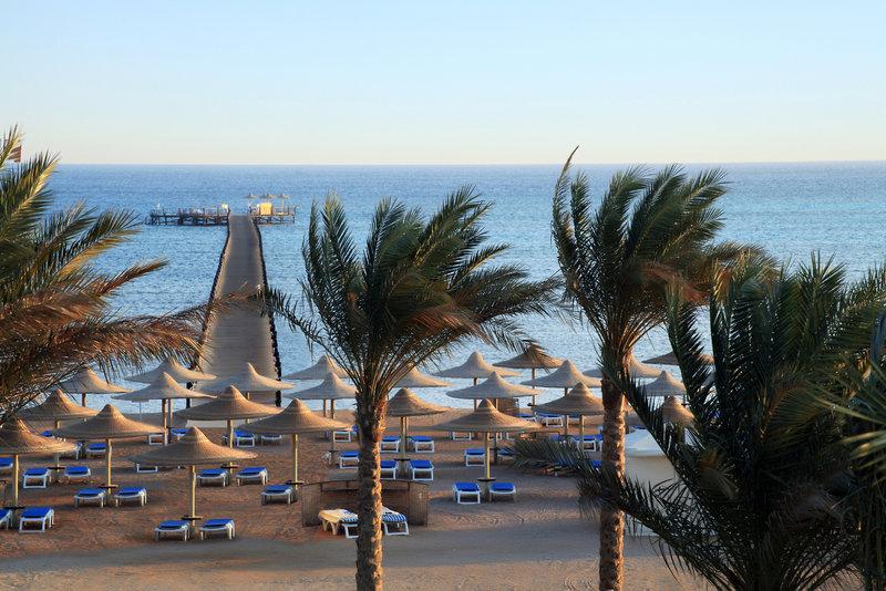 Stella di Mare Beach Resort Makadi Bay - Strandbereich
