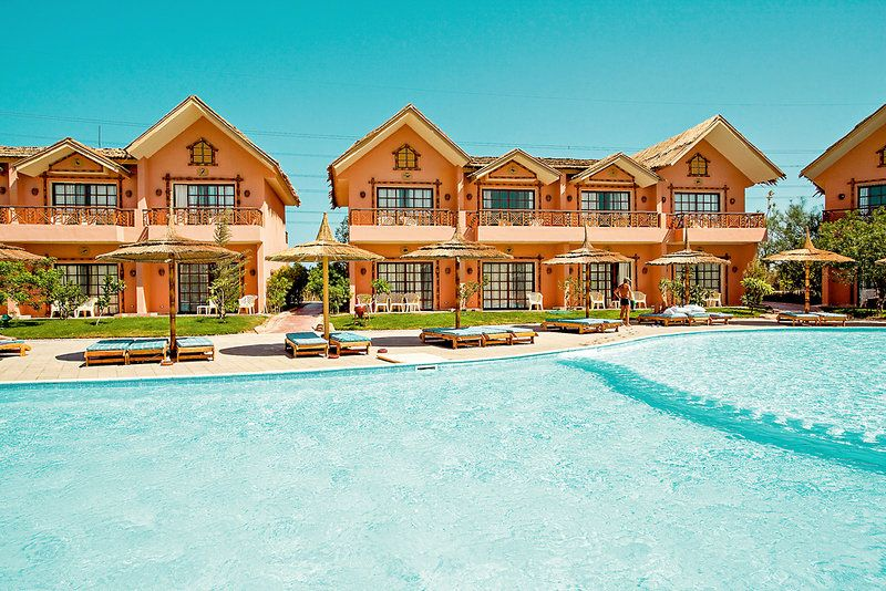 Jungle Aqua Park Resort Hotels Agypten Siamar Reisen