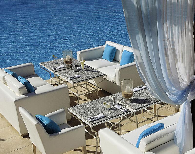 Entspannung in der Poolbar im Jaz Aquamarine - Ägypten - Hurghada