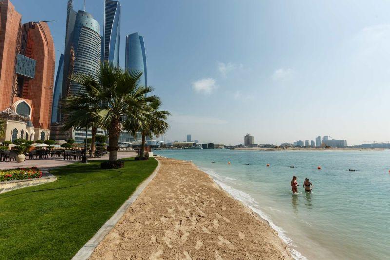 Hotels Abu Dhabi  Sterne