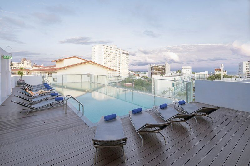 Travelodge Pattaya - Hotels - Thailand - Siamar Reisen