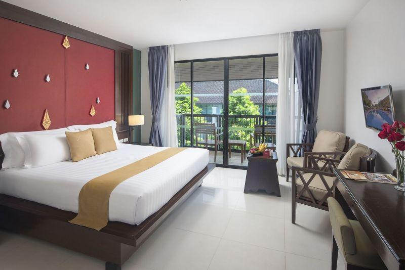 Centara Anda Dhevi Resort Spa Krabi Hotels Thailand